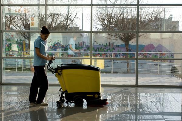 Entreprise de nettoyage à Saint-Étienne